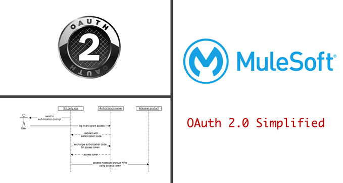 OAuth 2.0 (3LO) Simplified with MuleSoft